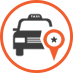 Taxi Booking App Icon