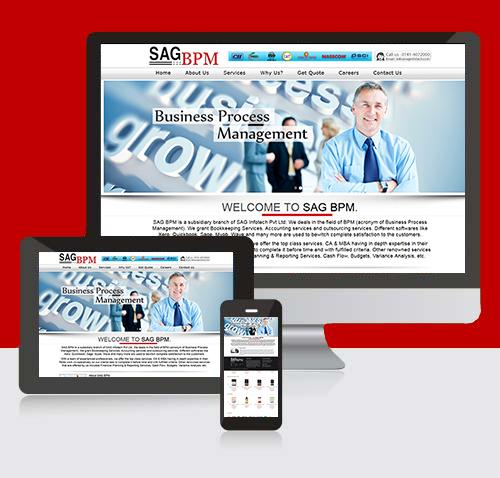 sagipl magento website development portfolio